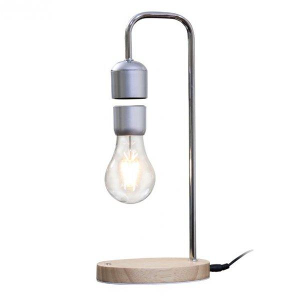 Levitující lampička