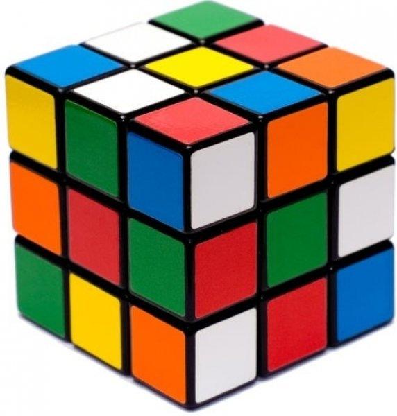 Hračky - Rubikova kostka