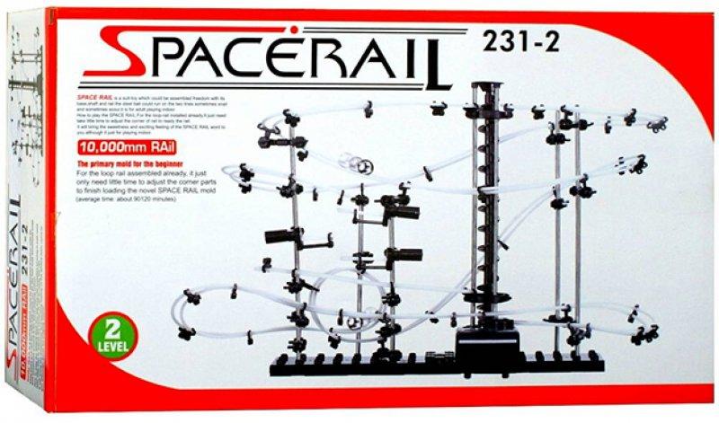 Hračky - Kuličkodráha Space Rail Level 2