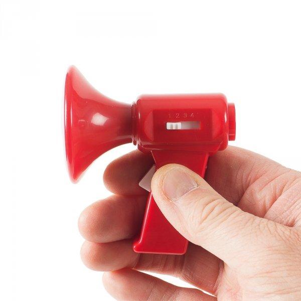 Hračky - Malý megafon - měnič hlasu