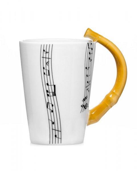 Hudební hrnek - flétna