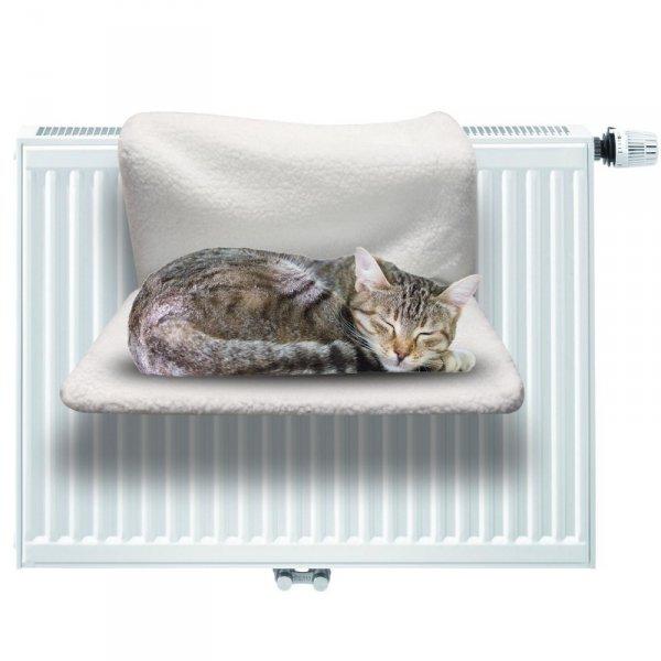 Bydlení a domácnost - Závěsné odpočívadlo na topení pro kočky