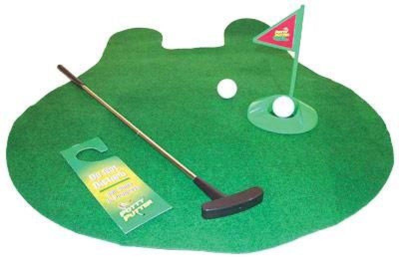 Hračky - WC golf