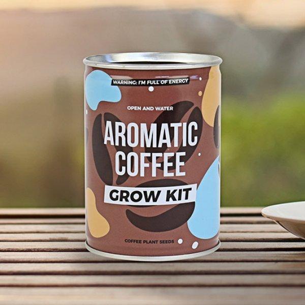 Bydlení a domácnost - Grow Tin - plechovka aromatické kávy