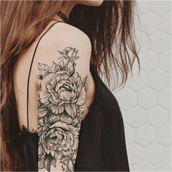 Ptákoviny - Nalepovací tetování - dámské vzory