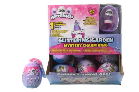 Hračky - Hatchimals prstýnek ve vajíčku