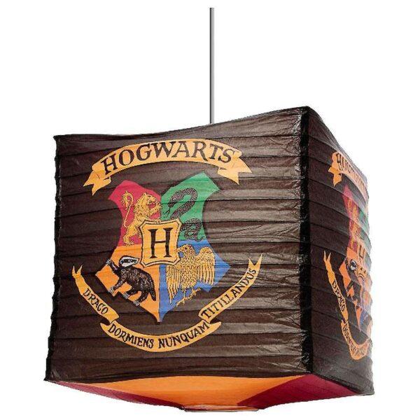 Stínidlo na lampu - Harry Potter Hogwarts