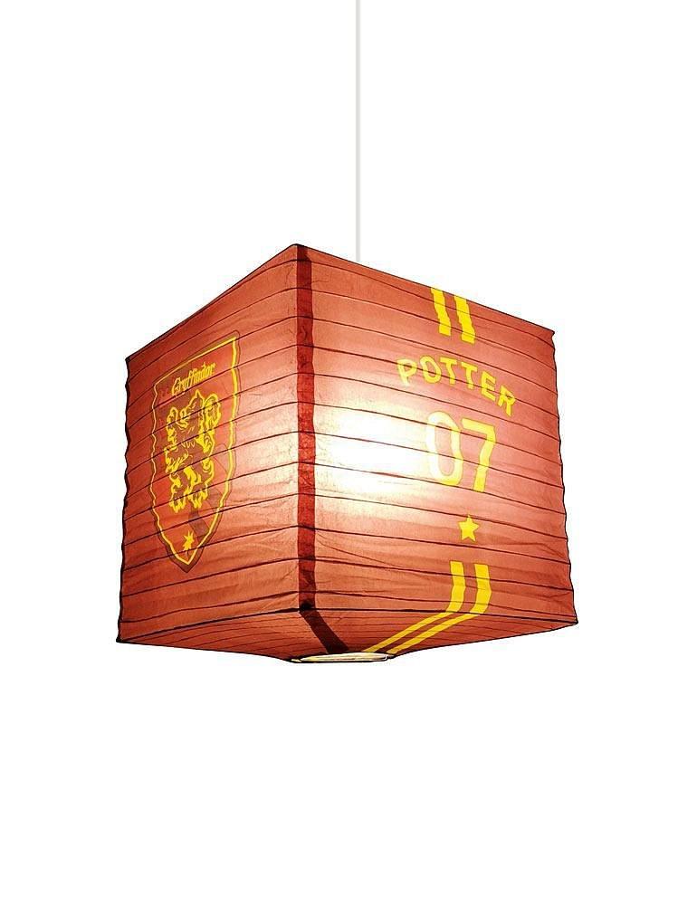 Stínidlo na lampu - Harry Potter Quidditch