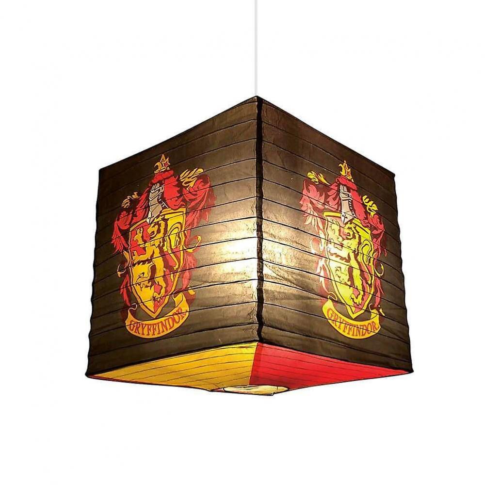 Stínidlo na lampu - Harry Potter Gryffindor
