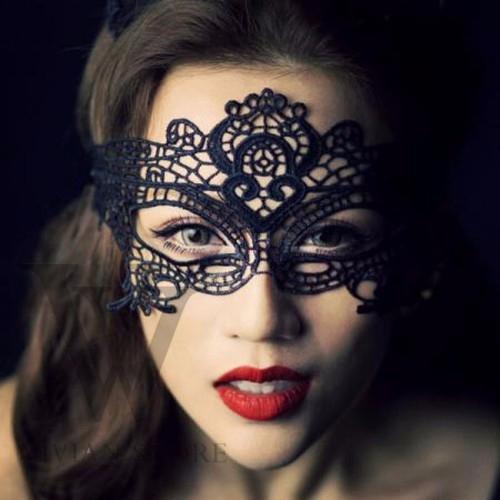 Dámská maska Masquerade přes oči