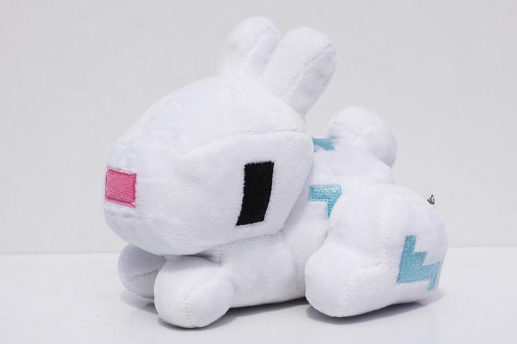 Hračky - Plyšák Minecraft králíček