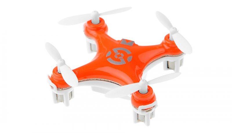Nejmenší dron na světě - RC kvadrokoptéra