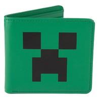 Minecraft peněženka Creeper face