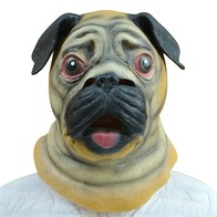 Maska - hlava psa