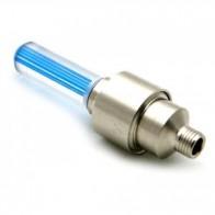 Svítící ventilky - jednobarevné - Modré