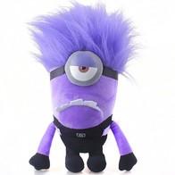 Plyšák Zlý skřítek fialový