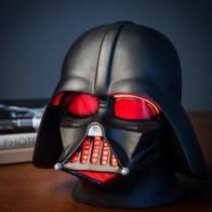 Malé neonové 3D světlo Star Wars - Darth Vader