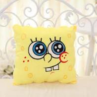 Polštář Spongebob - pohled stranou