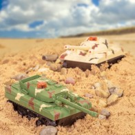 Bojové tanky POWER TRACKS