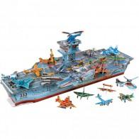 Letadlová loď - Puzzle