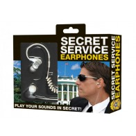 Sluchátka Tajná služba
