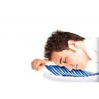 Nafukovací kravata na spaní