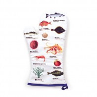 Kuchyňská chňapka - mořský svět