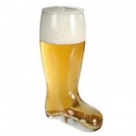 Pivní půllitr bota XXL