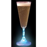 Svítící párty skleničky - Sekt