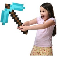 Minecraft krumpáč