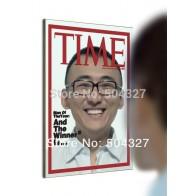 Zrcadlo s potiskem - časopis Time