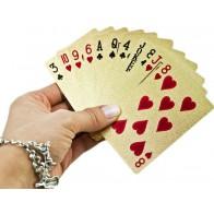 Zlaté hrací karty