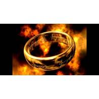 Prsten z filmu Pán prstenů