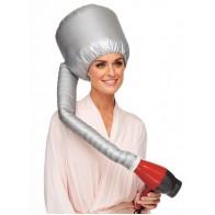 Čepice na sušení vlasů s fénem