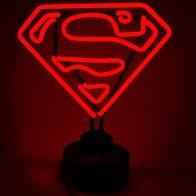 Velké neonové světlo - Superman