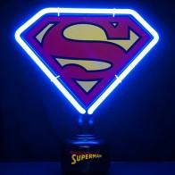 Malé neonové světlo - Superman