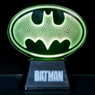 Malé akrylové světlo - Batman
