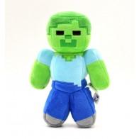 Plyšák Minecraft Zombie - 18 cm