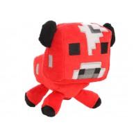 Plyšák Minecraft mooshroom - 16 cm