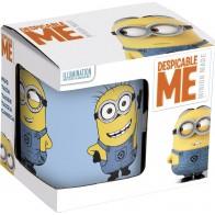 Hrnek v dárkové krabici - Mimoni