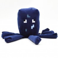 Plyšák Minecraft Chobotnice - 16 cm
