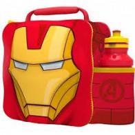 3D taška na piknik - Iron Man