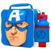 3D taška na piknik - Captain America