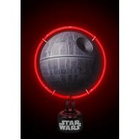 Malé neonové světlo SW - Červená hvězda