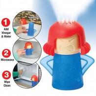 Parní čistič mikrovlnné trouby Tchýně