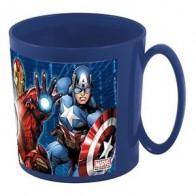 Malý plastový hrnek - Avengers