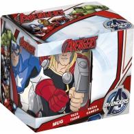 Dětský hrnek v dárkové krabici - Avengers