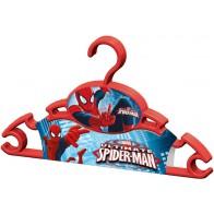 Dětské ramínko Spiderman - 3 kusy
