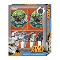 Set papírových košíčků v dárkové krabici - Star Wars