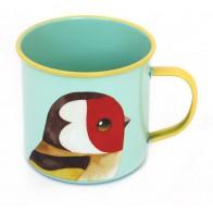 Plecháček - Kreslený ptáček Matt Sewell